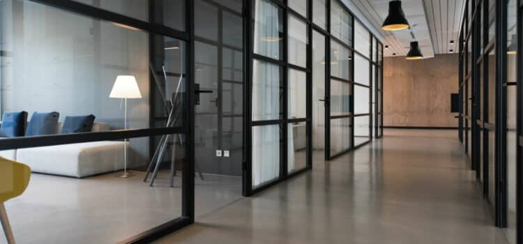 Mamparas oficina - Vimetra.com