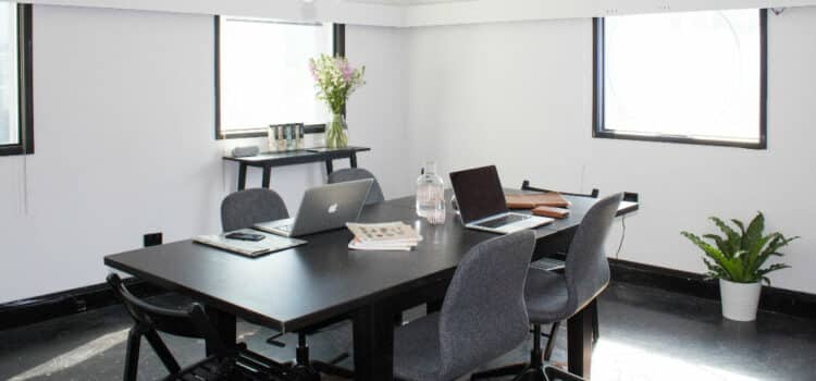 Reformar oficina con tabiques móviles - Vimetra.com