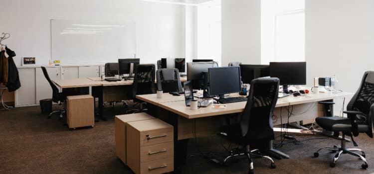 Separar espacios oficina - Vimetra.com
