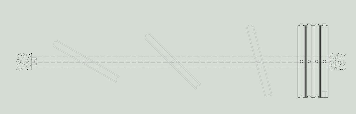 Tabique móvil monodireccional - Vimetra.com