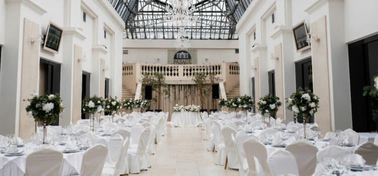 Reformar un salón de bodas con tabiques móviles - Vimetra.com